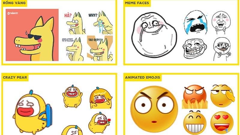 Cách Đưa chú rồng phiên bản Pikachu lên Facebook Messenger