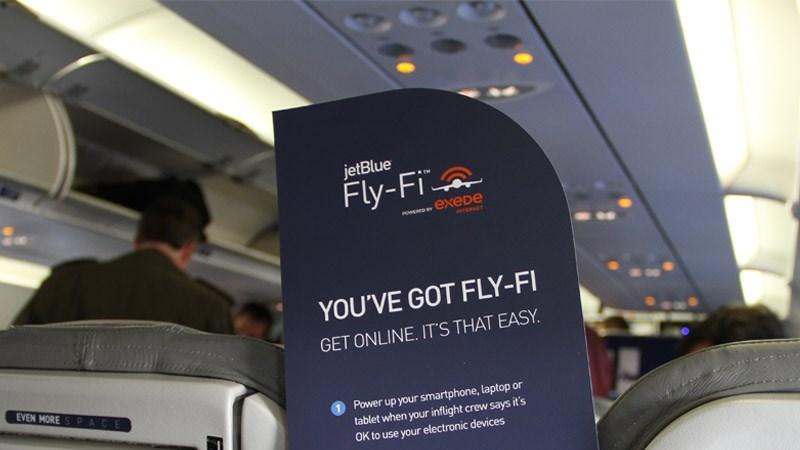 Đây là hãng hàng không đầu tiên trên thế giới cung cấp Wifi miễn phí trên tất cả các chuyến bay