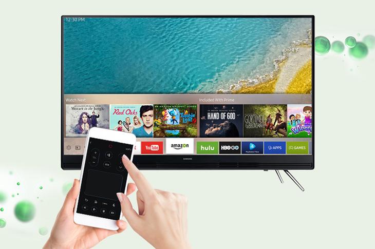 Điều khiển tivi Samsung bằng iPhone
