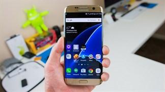 Samsung tạm ngưng cập nhật Android Nougat cho Galaxy S7 và Galaxy S7 Edge