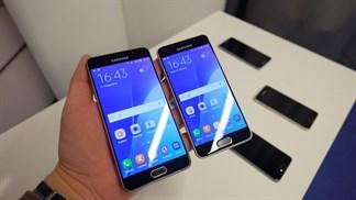 Đây là danh sách tất cả những smartphone Galaxy sẽ được lên đời Android 7.0