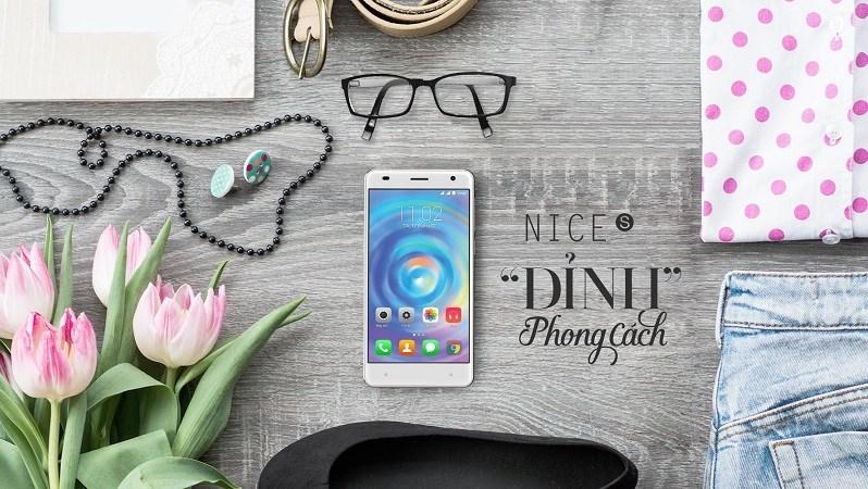 Smartphone thiết kế đẹp, màn hình 5 inch HD, chạy Android 6.0 giảm giá chỉ còn hơn 1 triệu