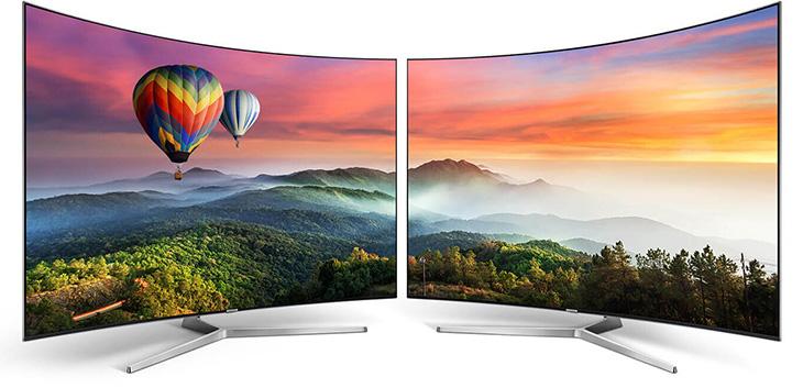 Tivi Samsung màn hình cong