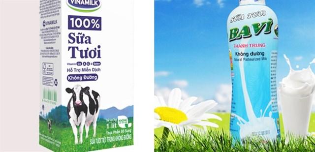 Phân biệt sữa tươi thanh trùng và sữa tươi tiệt trùng
