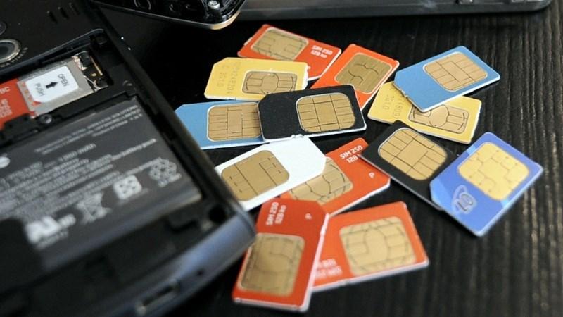 Viettel, VinaPhone, MobiFone đã khóa 16 triệu SIM kích hoạt sẵn