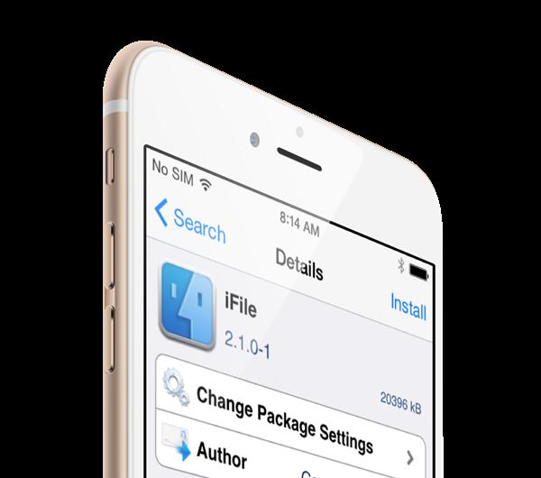 Duyệt và quản lý tệp tin trên iPhone không cần Jailbreak