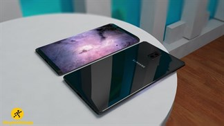 Samsung Galaxy S8 có màn hình chiếm đến 95% mặt trước?