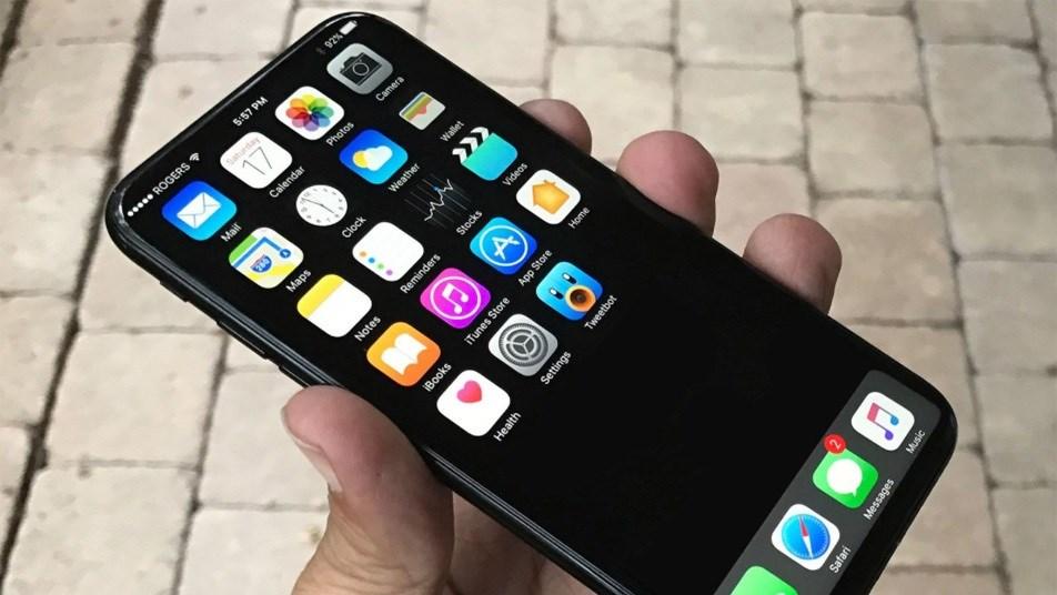 Apple sẽ chịu thiệt khi sử dụng màn hình OLED cho iPhone 8