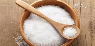 Cách vệ sinh nhà cửa với muối ăn