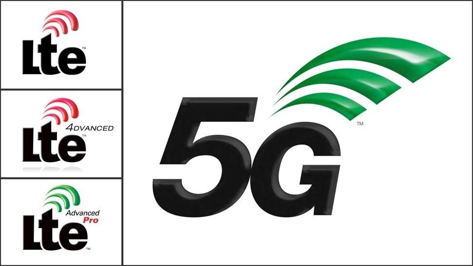Xuất hiện logo và tên chính thức của mạng 5G