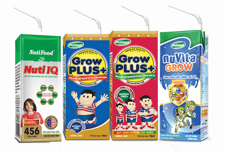 Sữa bột pha sẵn là sữa bột được chế biến sẵn để tiện sử dụng