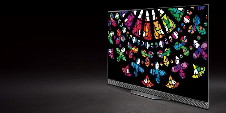 Tivi OLED của LG