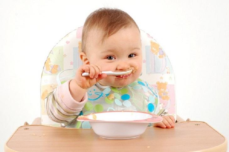 Độ tuổi ăn rong biển thích hợp là từ 06 tháng tuổi