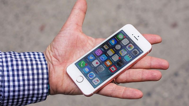 Đừng mua 5s, 2017 rồi thỉ đây mới là chiếc iPhone đáng để lựa chọn dùng lâu dài