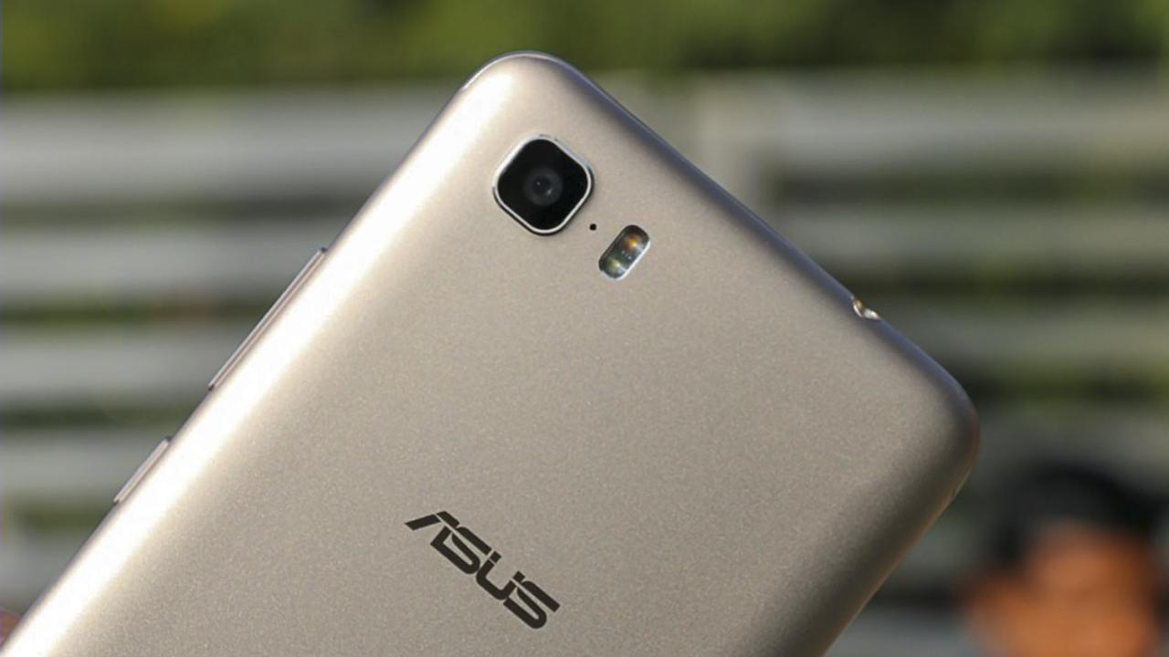 camera chính Asus Zenfone 3s Max
