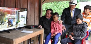 Người nghèo sẽ được hỗ trợ đầu thu kỹ thuật số DVB-T2