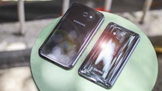 HTC nói thiết kế của họ khác biệt với phần còn lại, tôi đem so sánh với Samsung xem thế nào?