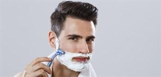 Lưu ý sử dụng dao cạo râu đúng cách
