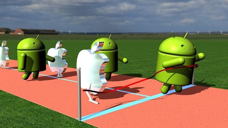 Bạn thắc mắc Android hay iOS ngốn RAM hơn? Cứ xem bài này sẽ rõ!