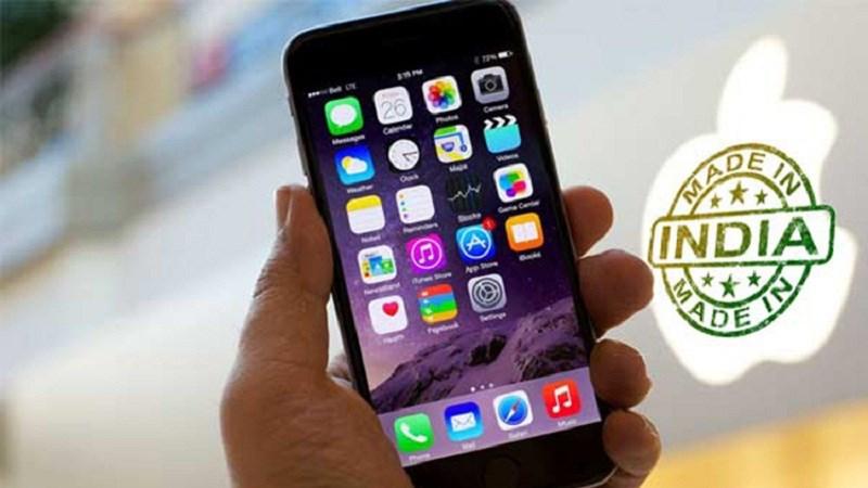 Apple sẽ bắt đầu sản xuất iPhone ở Ấn Độ trong vài tháng tới - ảnh 1