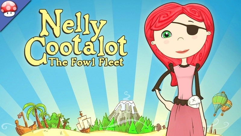 Hình ảnh trong game Nelly Cootalot: The Fowl Fleet