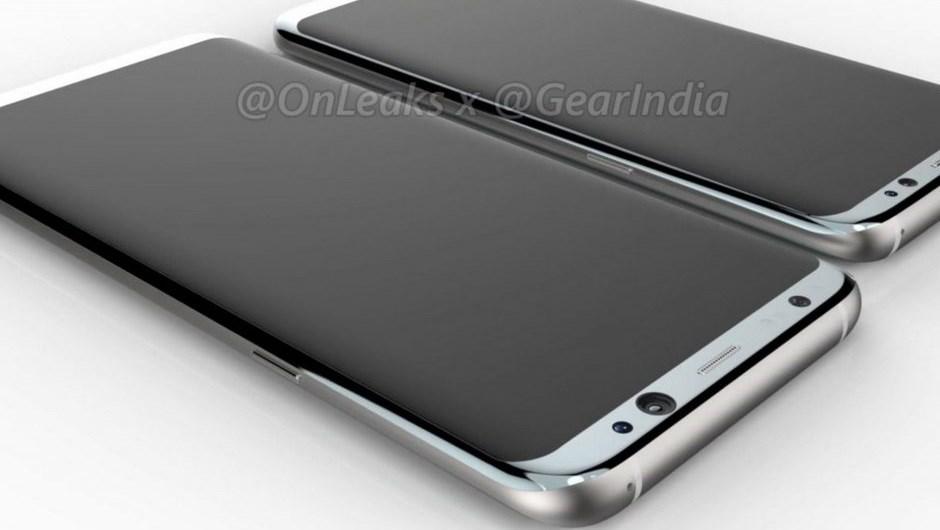 Rò rỉ giá bán và các tùy chọn màu sắc của Galaxy S8, S8 Plus