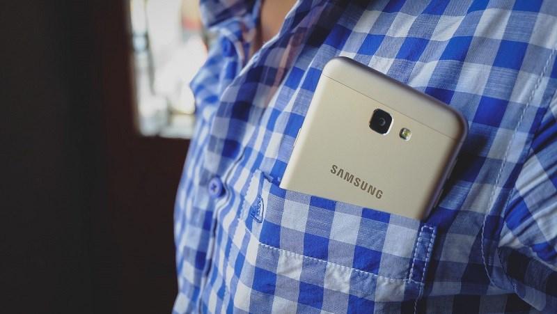 Bộ 3 Galaxy J Prime của Samsung dẫn đầu doanh số tuần rồi