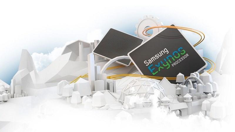 Vi xử lý cực mạnh Samsung Exynos 9810 lộ diện