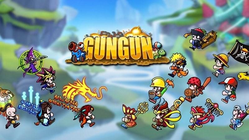 Hình ảnh trong game Gungun Online