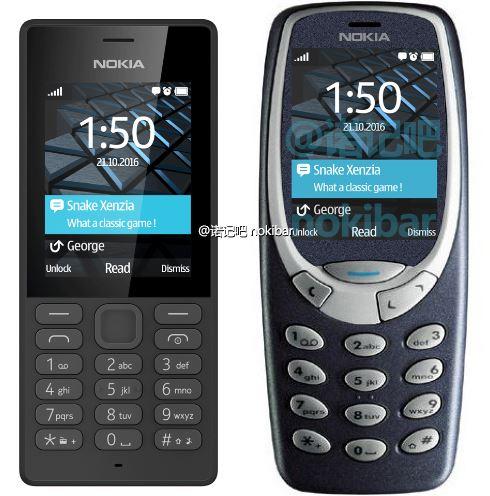 MWC 2017: Nokia 3310 2017 đây rồi, màn hình màu lớn hơn thế hệ cũ