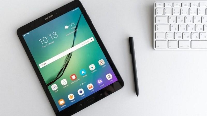 MWC 2017: Galaxy Tab S3 chính thức ra mắt