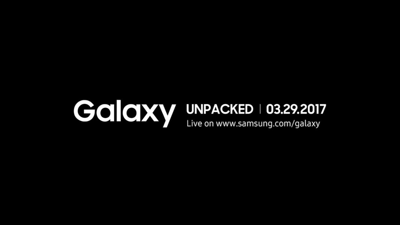 Samsung chính thức xác nhận ngày ra mắt của Galaxy S8