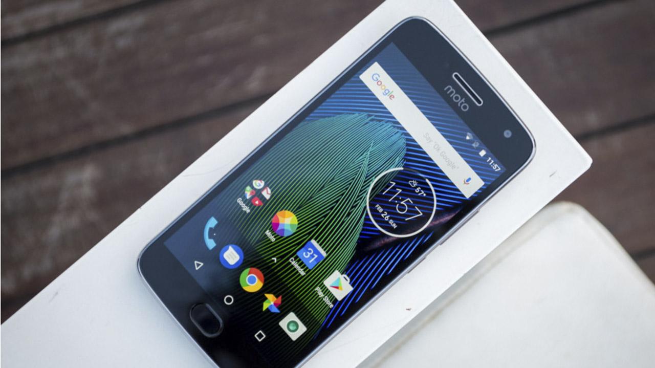 trên tay Moto G5 và G5 Plus