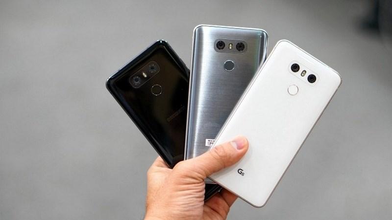 LG G6 ra mắt làm tôi càng thêm trông ngóng Galaxy S8 hơn!