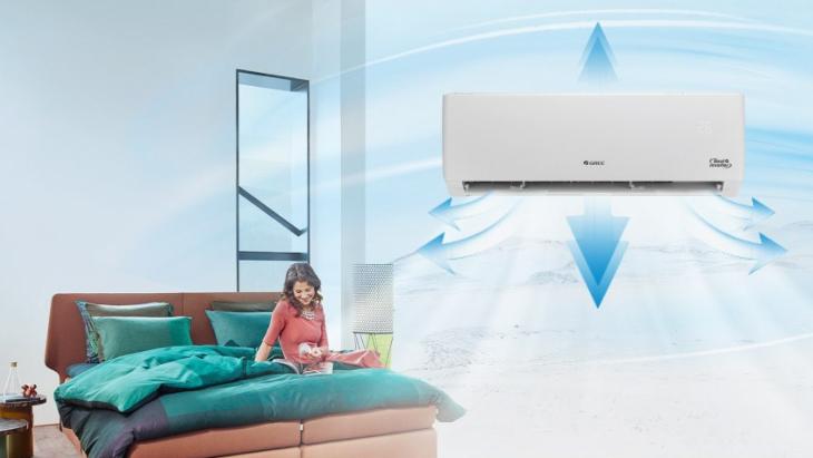 Máy lạnh Gree công suất 2.5HP