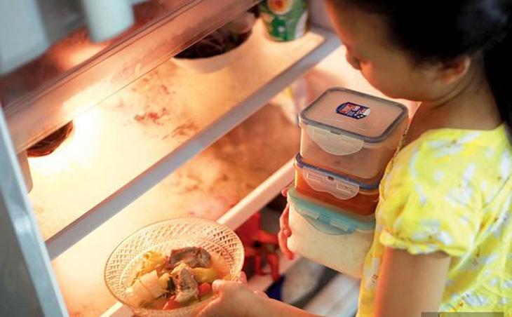 Bảo quản lạnh sớm để giữ hương vị và chất lượng bột ăn dặm của bé