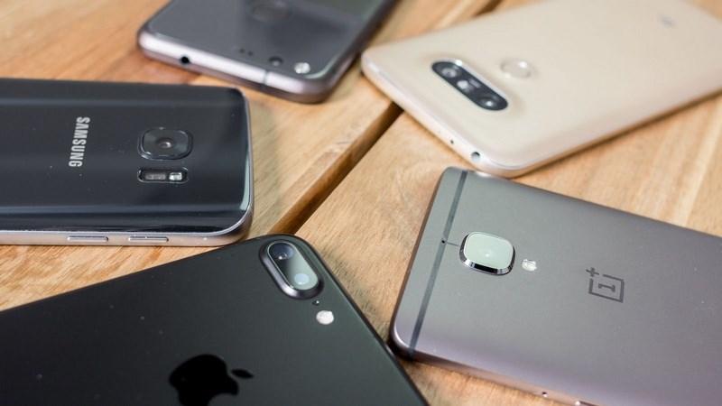 10 smartphone mạnh nhất trên AnTuTu tính đến tháng 2/2017