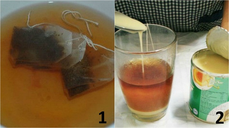 Cách làm phần trà sữa