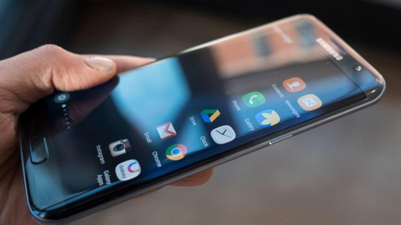 Samsung galaxy S7 Edge màn hình cong 3d