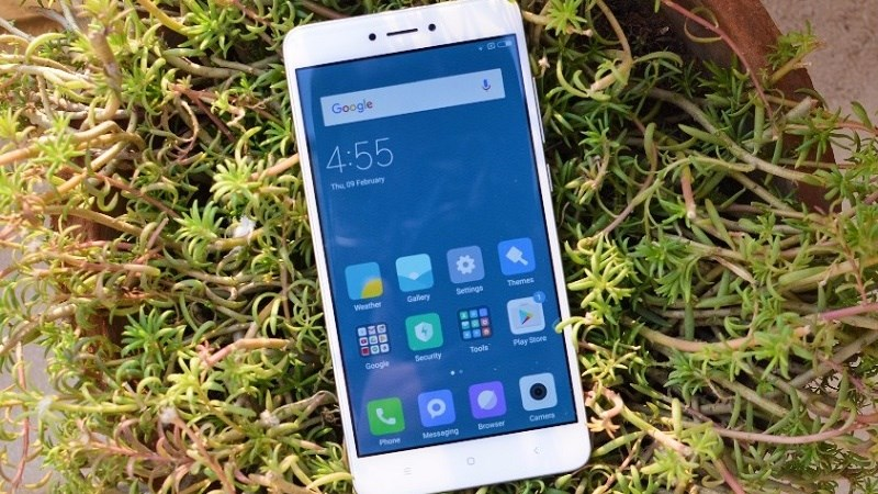 Xiaomi Redmi Note 4 dùng chip Qualcomm Snapdragon 625
