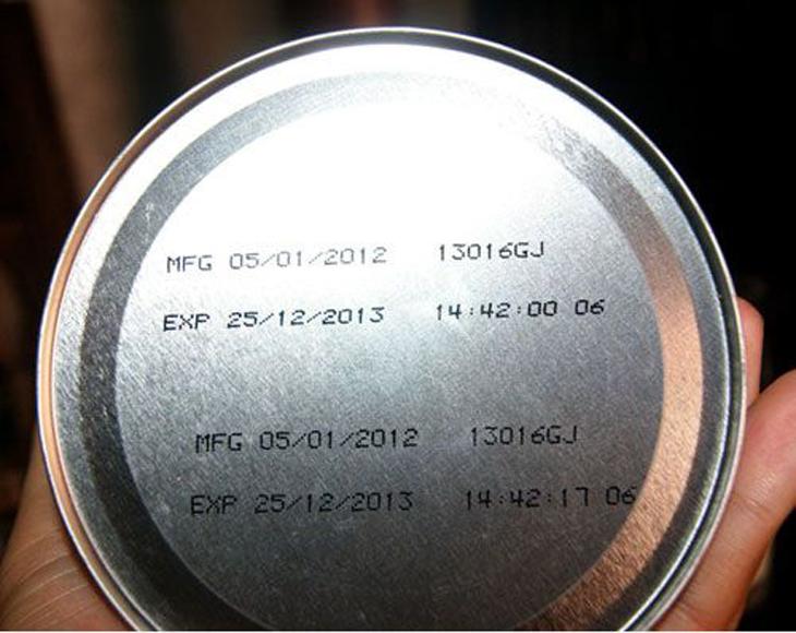 Kiểm tra ngày sản xuất và hạn sử dụng cũng rất quan trọng