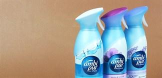 Lựa chọn mùi hương nước xịt phòng cho từng căn phòng
