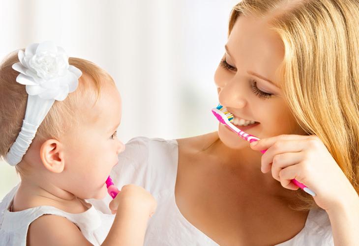Lưu ý khi lựa chọn kem đánh răng cho bé 1