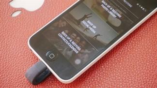 84f4278b3a6 Đánh giá USB iXpand OTG Sandisk  iPhone dung lượng thấp không còn là vấn đề  20