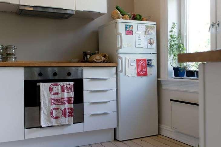 Cần chú ý nếu động cơ tủ lạnh kêu liên tục