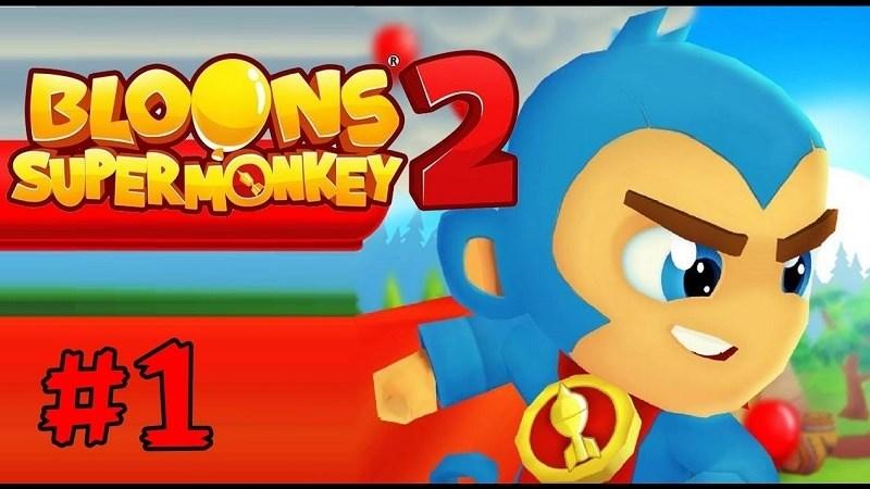 Hình ảnh trong game Bloons Supermonkey 2