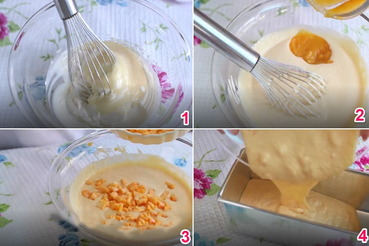 Cách làm kem mít bằng máy xay sinh tố