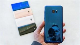 """""""Tra tấn"""" HTC U Ultra bản Sapphire: Khó trầy nhưng dễ vỡ!"""