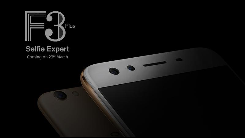 Camera OPPO F3 Plus sẽ trang bị công nghệ lấy nét mới và khẩu độ lớn như S7 Edge - ảnh 1