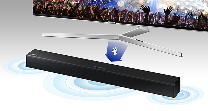 Loa Soundbar 2.2 Samsung HW-J250/XV - Kết nối bluetooth